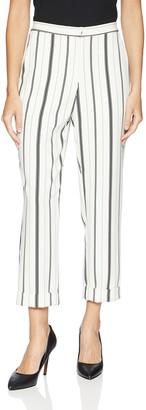 Karen Kane Women's Cuffed Pant