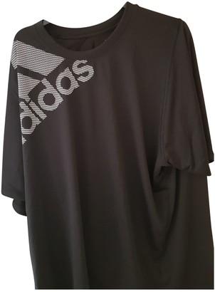 adidas Black Linen T-shirts