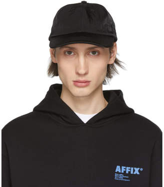 AFFIX SSENSE Exclusive Black New Utility Cap