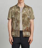 AllSaints Nalu Hawaiian Shirt
