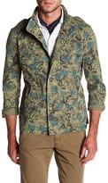 Mason Floral Print Hooded Jacket
