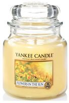 Yankee Candle Classic medium jar flowers in the sun