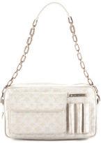 Louis Vuitton AUTH Monogram Shine Mckenna Shoulder Handbag MHL GAR1073