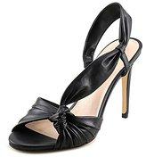 Nine West Women's Ultana Leather Heeled Sandal
