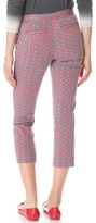 Marc by Marc Jacobs Molly Check Twill Pants