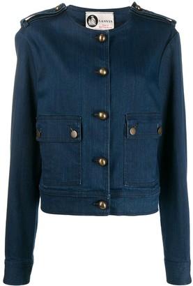 Lanvin Pre-Owned 2000 denim jacket