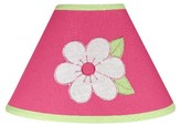 JoJo Designs Jo Jo Designs Sweet Pink and Green Flower Lamp Shade