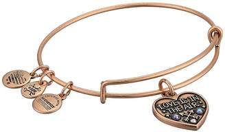 Alex and Ani Love Is in the Air Bangle Bracelet