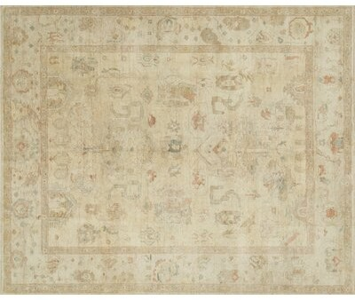 Loloi Rugs Abelard Oriental Hand Knotted Wool Beige Area Rug Rug Size Rectangle 5 6 X 8 6 Shopstyle