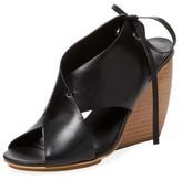 Rebecca Minkoff Eden Crisscross Wedge Sandal