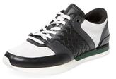 Bottega Veneta Woven Low Top Sneaker