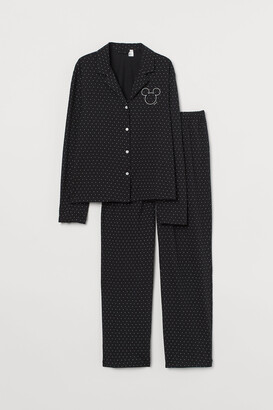 H&M Cotton Jersey Pajamas