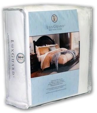 LuxGuard Allergen, Bed Bug and Dust Mite Crib Mattress Protector Sleep Safe Bedding