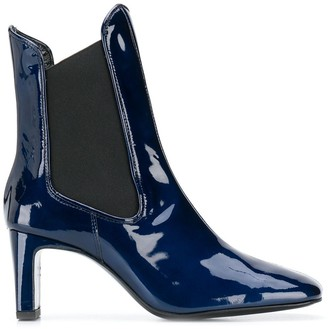 Dorateymur patent leather boots