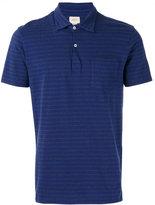 Bellerose striped polo shirt - men - Cotton/Polyester - M
