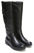 LifeStride Women's Unity Wide Calf Medium/Wide Riding Boot