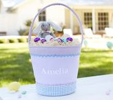 Pottery Barn Kids Lavender Canvas Bucket