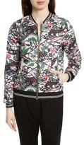 Ted Baker Women's Toledy Floral Bomber Jacket