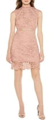 Bardot Paris Lace Body-Con Dress
