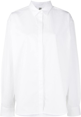 Totême Oversized Cotton Shirt