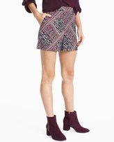 White House Black Market 4-inch Soft Shorts