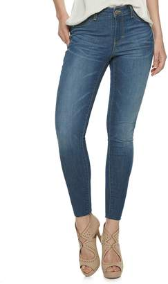 JLO by Jennifer Lopez Women's Flawless Sculpt Super Skinny Jeans