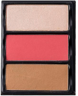 Viseart Theory II Blush, Bronzer & Highlighter Palette