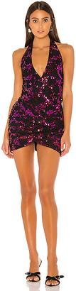 h:ours Margaret Mini Dress