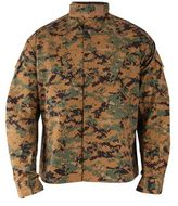 Propper Men's Battle Rip ACU Digital Coat Long
