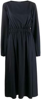 Sofie D'hoore long-sleeved midi dress