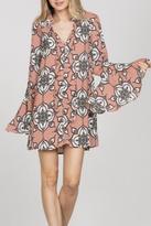 En Creme Stay 70's Dress
