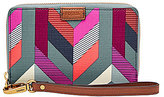 Fossil Emma Chevron Phone Wallet