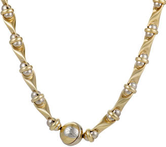 Heritage Sauro Sauro 18K Two-Tone Necklace