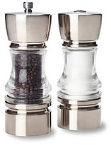 Olde Thompson Crown Pepper Mill and Salt Shaker Set