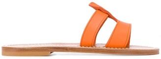 K. Jacques Thanos sandals