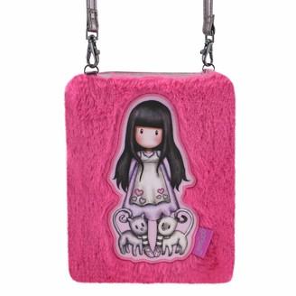 SANTORO GORJUSS Women's 980GJ02 Shoulder Bag Pink fuchsia Pequeno