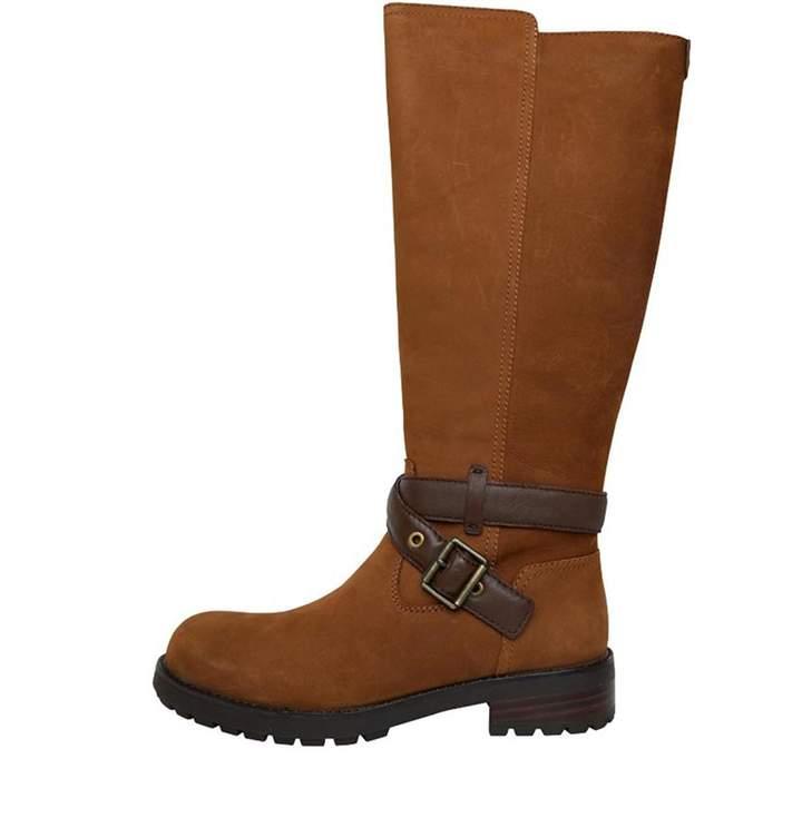 09d3246d9ba Womens Harrington Boots Chestnut