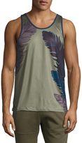 Parke & Ronen Graphic Tank Top