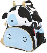 Skip Hop Black & White Cow Zoo Backpack