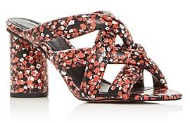Rebecca Minkoff Women's Amandine High-Heel Slide Sandals