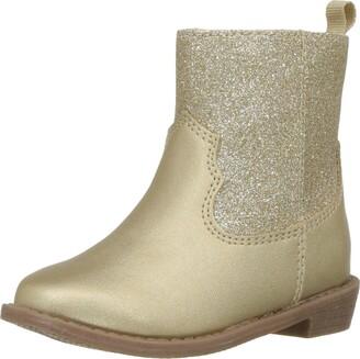 Carter's Girls' Dawn4 Western Boot