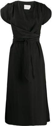 Neul Wrapped Waist Dress