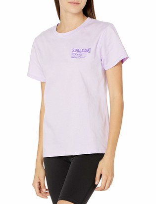 Spalding Women's Activewear Cotton Tee