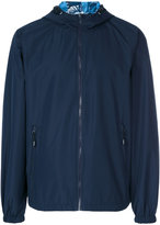 Kenzo hooded lined jacket - men - Polyester - S