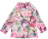 Molo Infant Girl's Nemo Seashell Print Rashguard