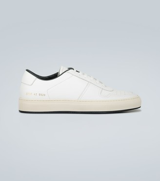 Common Projects BBall'88 leather sneakers