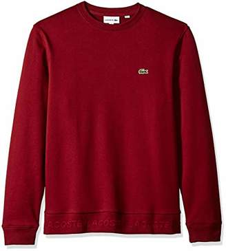 Lacoste Men's Long Sleeve Sweatshirt Print