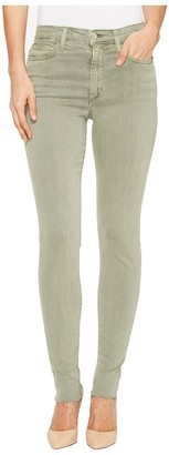 Joe's Jeans Women's Charlie High Rise Color Skinny Ankle Jean