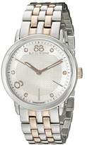 88 Rue du Rhone Women's 87WA140005 Two-Tone Watch