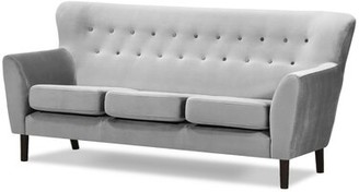 """Corrigan Studio Seavey 79"""" Round Arms Sofa"""